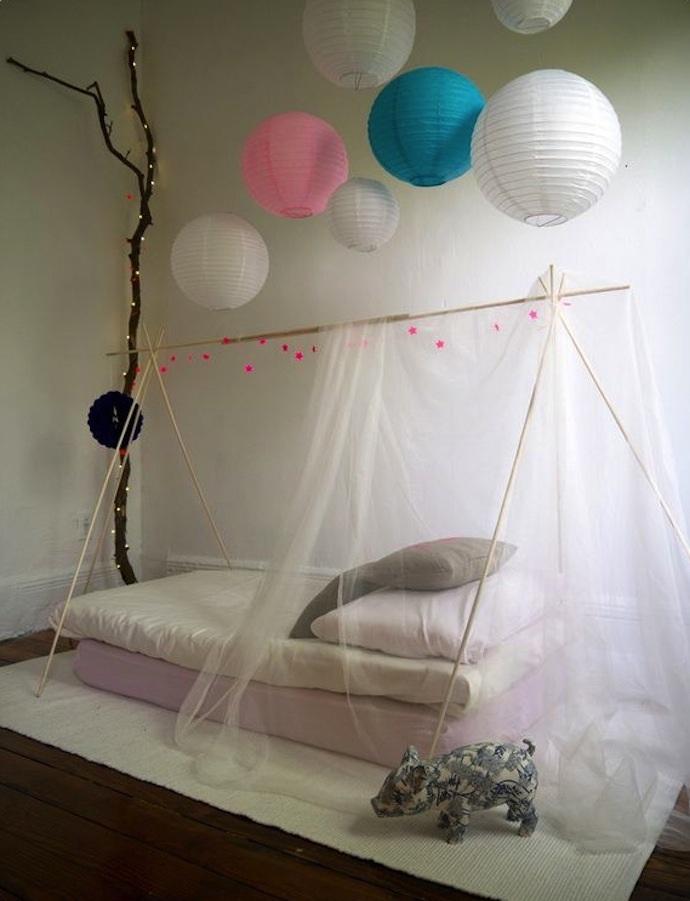 Fairytale themed room