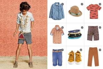 festival fashion for boys