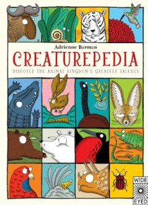 creaturepedia book