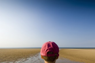 Holkham beach North Norfolk