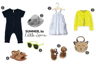 Little Spree summer outfits