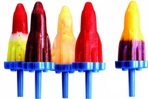 Tovolo Rocket Best Ice Lolly Moulds