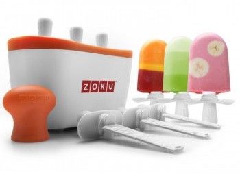 Zoku Quick Pop Maker Best Ice Lolly Moulds