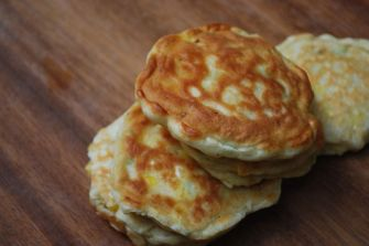 Healthy Lunch Box Ideas Cooking Them Healthy - Sweetcorn Fritters