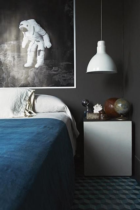 Refinery 29 Space Bedroom