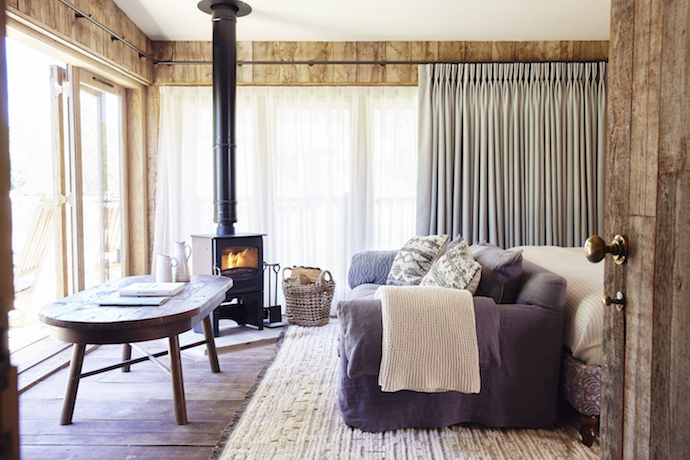 Soho Farmhouse cabin