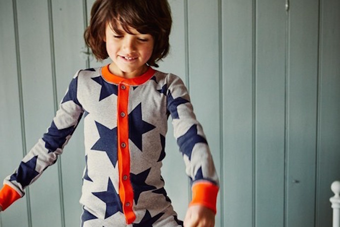 Boden star all in one pjs