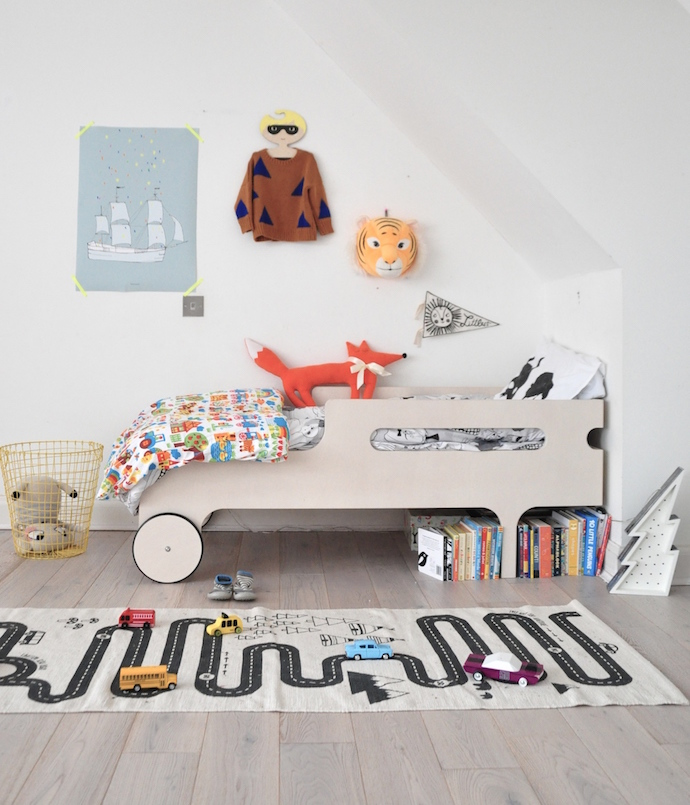 CHloeuberkid Transport Themed Room