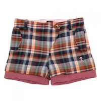 Jesse and James Tartan Shorts
