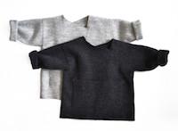 Play Is Work Wool Jacket