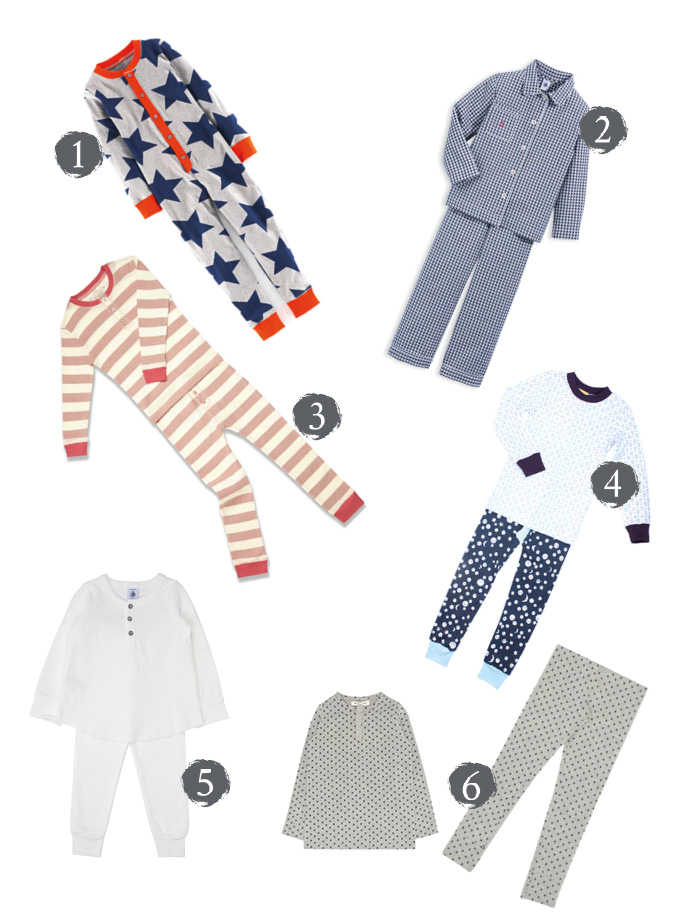 Winter Pjs For Kids