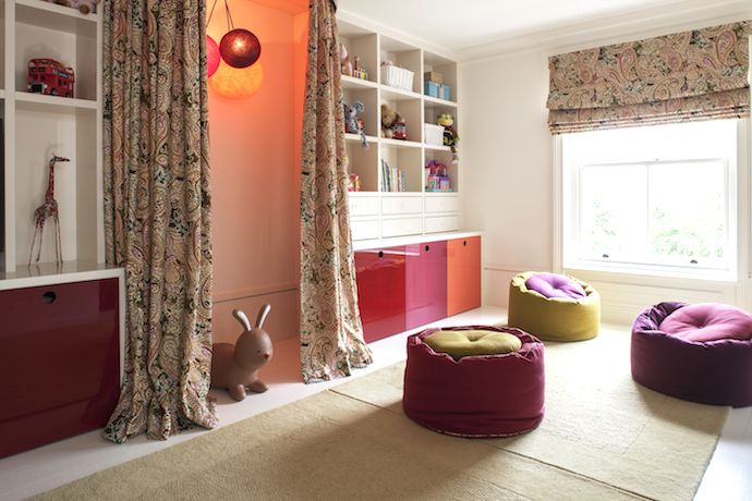 Amelia Carter interior design: kids rooms in small spaces