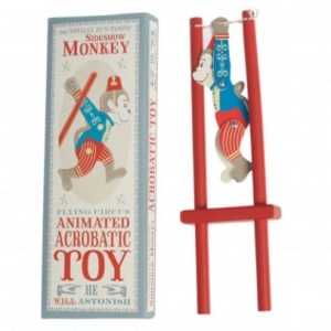 Gifts for 3 year olds Money Acrobat