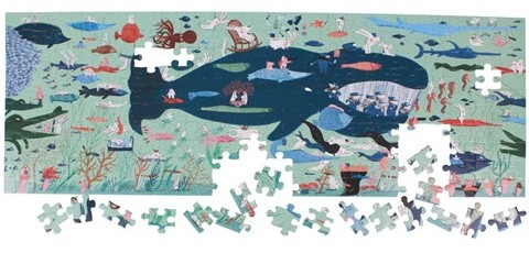 Best Gifts for 6 Year Olds Ocean Puzzle