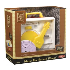 Gifts for 2 year olds Fisher Price Radio