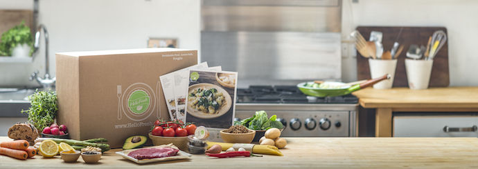 Hello Fresh Recipe Box Review