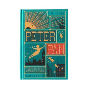 Best Gifts Aged 9 Minalima Peter Pan