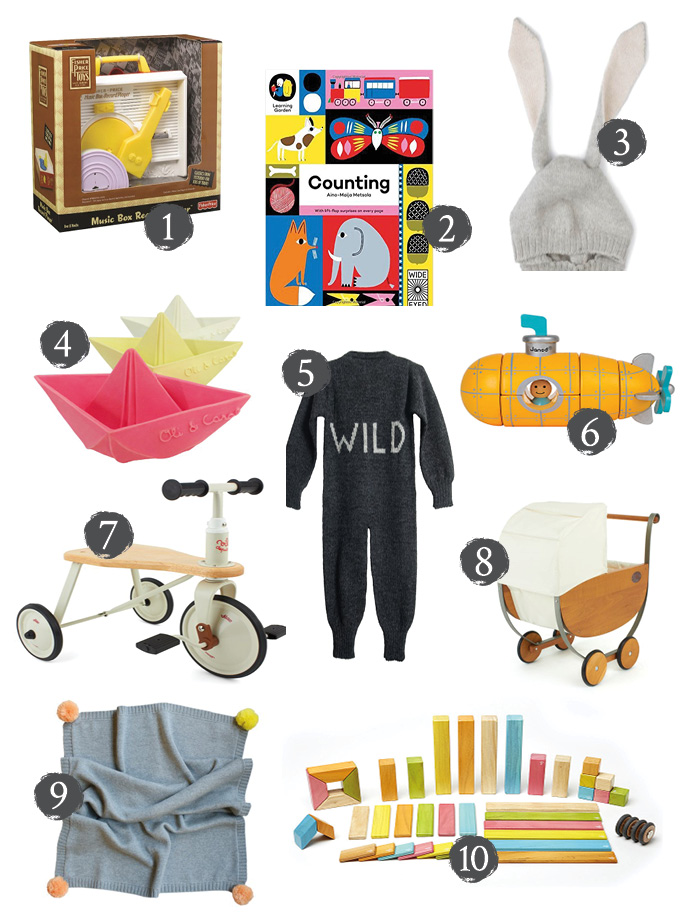 Best Gifts for 2 Year Olds | Mr Fox