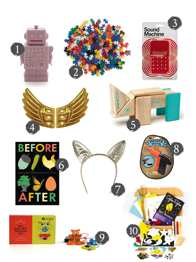 Best Gifts for 4 Year Olds | Mr Fox