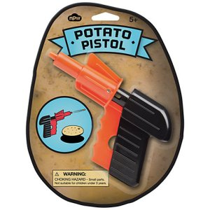 Best Gifts for 4 Year Olds Potato Pistol