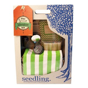 Best Gifts for 7 Year Olds Seedling Adventure Kit