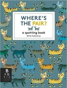 Gifts for 3 year olds Wheres the Pair Book