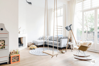 Amsterdam family apartment