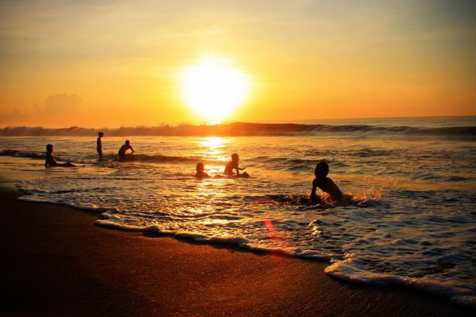 Purnama Is A Great Family Beach in Bali