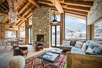 Family Ski Holidays Scott Dunn Chalet Shar Pei