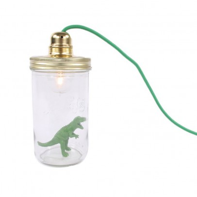 Dinosaur Jar Kids Desk Lamp