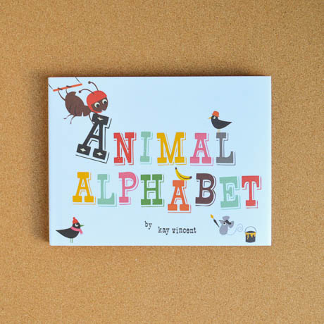 Kay Vincent Animal Alphabet