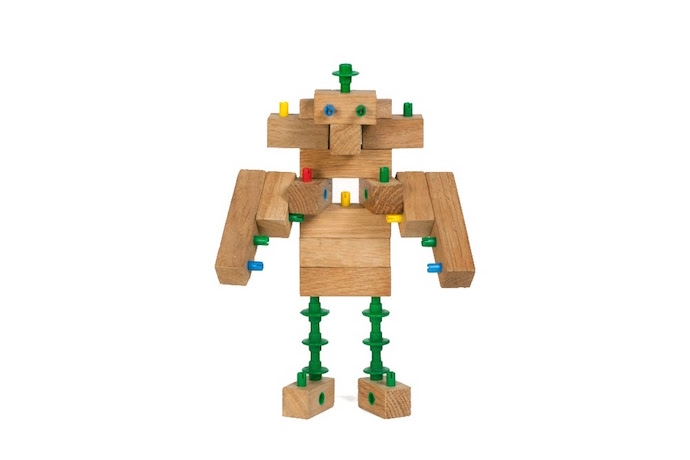 Ollies' Blocks Robot