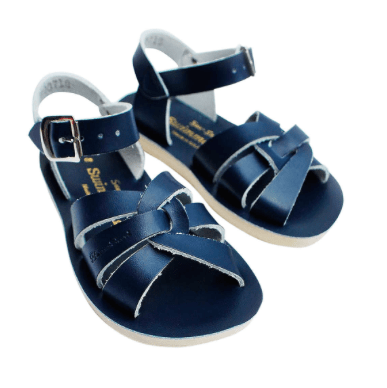 SaltWater Swimmer Leather Sandals