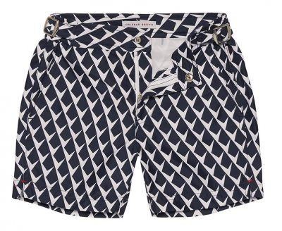 Orlebar Brown Russell Kids Shorts