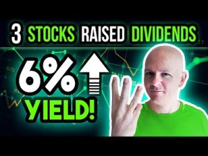 This High-Yield Stock Raised Its Dividend Again And Now Offers A Market-Smashing 6% Dividend Yield