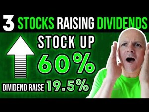 This Stock Is Up Over 60% In The Past Year And Just Raised Its Dividend By 19.5%