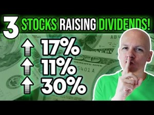 This Stock Is Killing It And Just Increased Its Dividend By 30%
