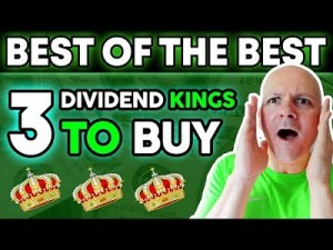 Better Than A Dividend Aristocrat… Here Are 3 Dividend Kings To Consider Buying Today