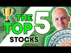 Top 5 Stocks To Buy For July 2021