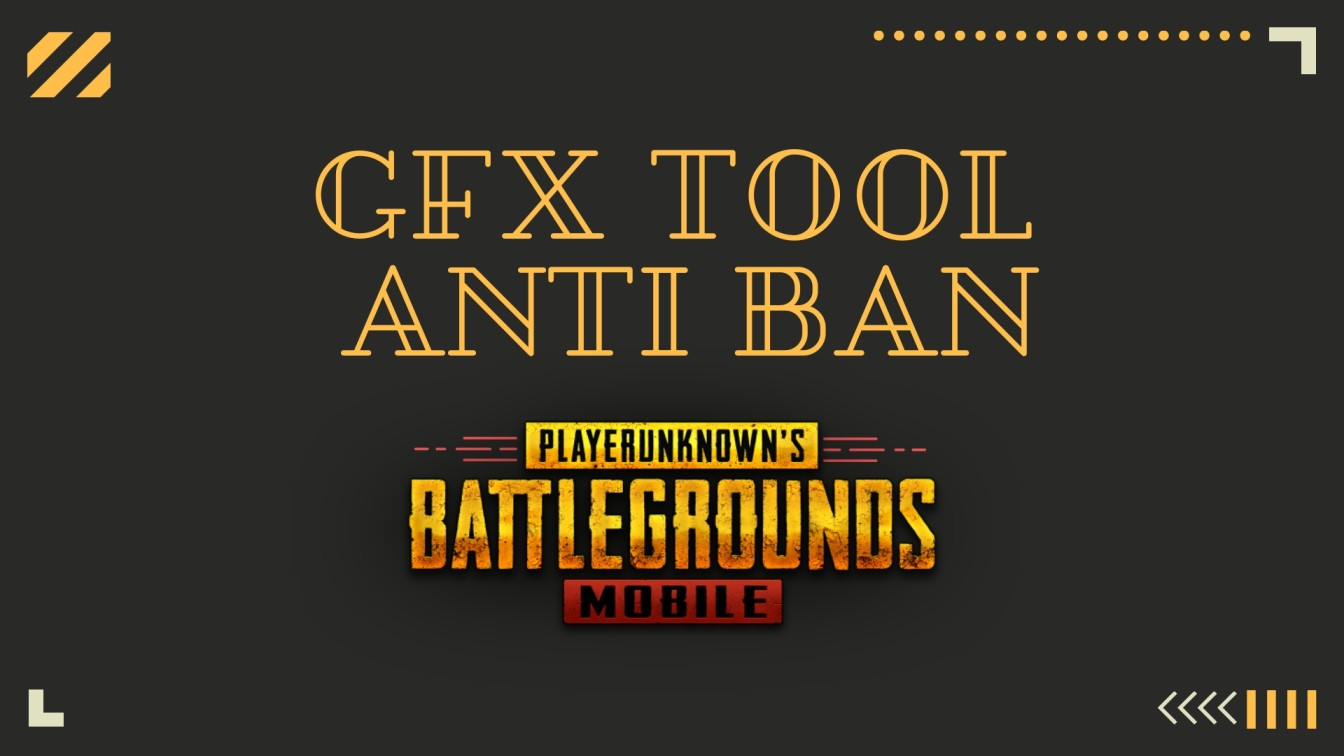 Download GFX Tool (No ban) for PUBG MOBILE [2 click download