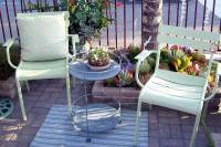 Make the most of your outdoor living space.