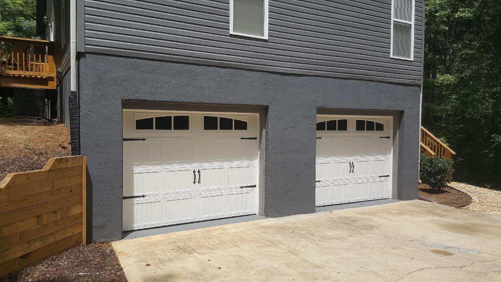 New Garage Doors  Mr Garage Door Peachtree City