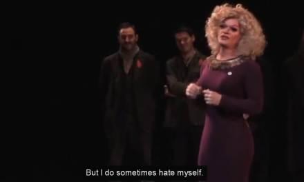 Politics: Panti's Noble Call at the Abbey Theatre