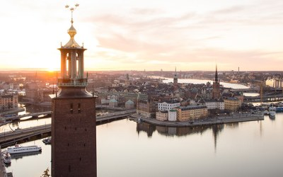 Mr Gay Europe is going back to Stockholm