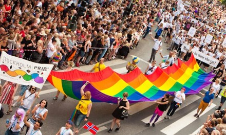 Mr Gay Europe 2016 takes place in Sweden and Norway