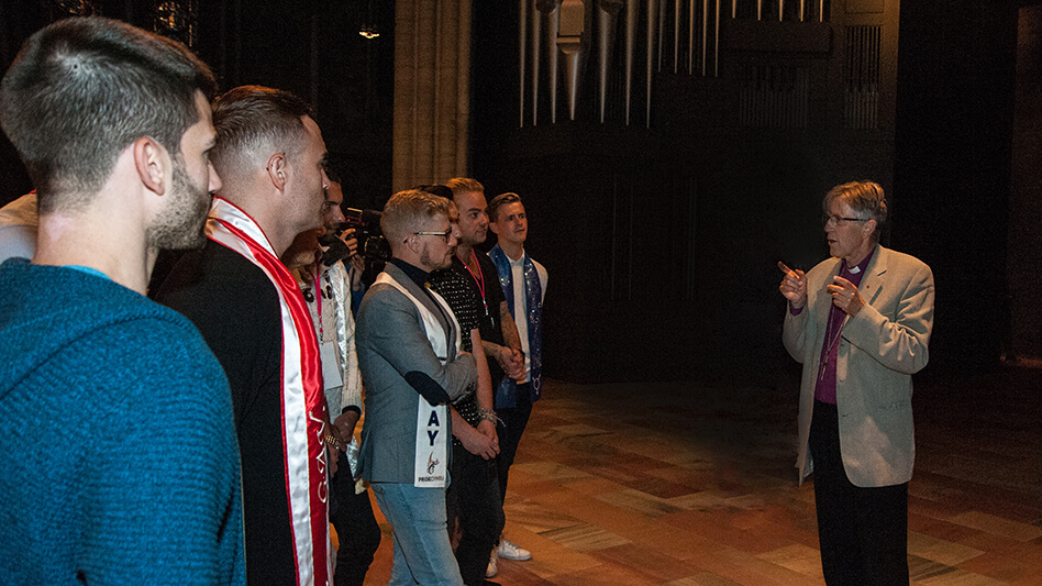 Norwegian Bishop welcomes gays back into Church with Ceremony