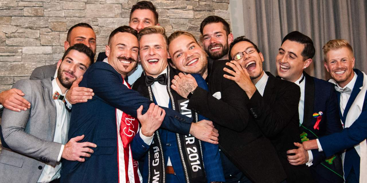 Mr Gay Europe… That's a wrap!