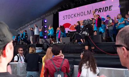 A warm welcome from Stockholm Pride