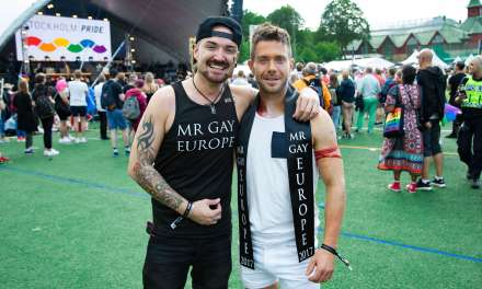 Joni Looks back at Mr Gay Europe 2017