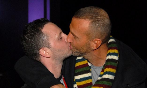 Kissing is good communication